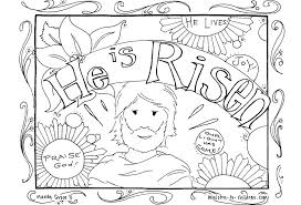 Childrens Religious Coloring Pages At Getdrawingscom Free For