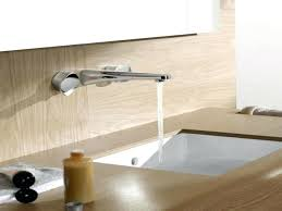Small Picture Wall Kitchen Faucet Single Handle Chrome High Arch Wall Mount