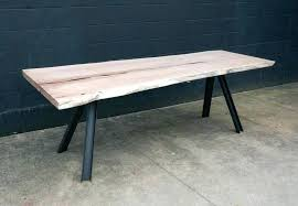 reclaimed furniture vancouver. Reclaimed Furniture Custom Wood Desk Nick Table Vancouver A