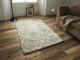 fl design hand tufted 100 wool rug large 3d rose flower inside hand tufted wool rugs prepare