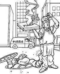 Small Picture Beautiful Ninja Turtles Face Coloring Pages Images Coloring Page