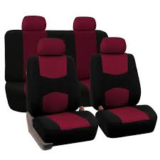 car seat cover full set for auto fit most car with floor mat burdy com