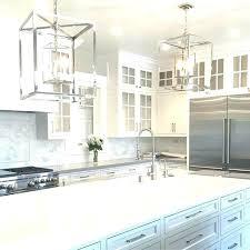 island kitchen lighting
