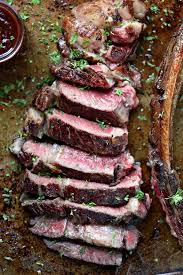 how to grill a tomahawk steak kiss my