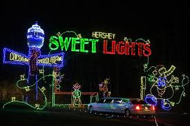 Hershey Sweet Lights Discount Coupons Hersheyparks Christmas Candylane Celebrates 35 Years