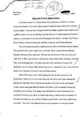 r empire culture essay the r empire essay term paper custom essay meister
