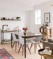 dining room furniture mid century modern. gws home tour - mid-century modern + boho-inspired dining room furniture mid century