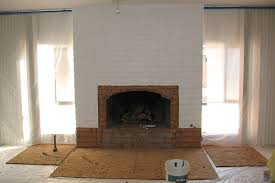 drywall over brick fireplace drywall