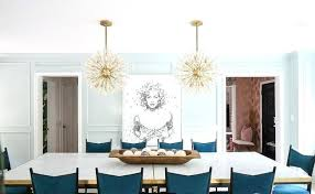 dining room table chandelier brass sputnik chandeliers with marble and brass dining table size of chandelier over dining room table average height of