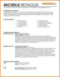 Dental Assistant Resume Sample Stunning 60 Great Dental Assistant Resume Sample Zf E60 Resume Samples