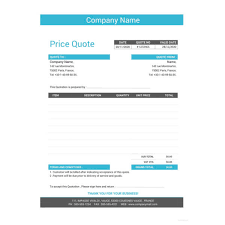 Quotation Sample Inspiration 44 Quotation Templates PDF DOC Excel Free Premium Templates