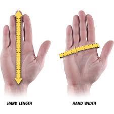 Landyachtz Freeride Patch Slide Gloves Palm Pucks