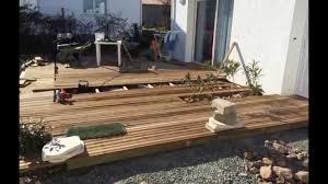 R Alisation D Une Terrasse Bois Autour D Une Piscine Margelles