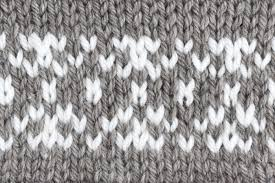 Fair Isle Knitting Charts Fair Isle Stranded Knitting Tutorial