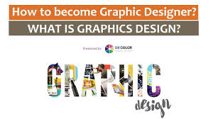 Become A Graphic Designer How To Become Graphic Designer What Is Graphics Design