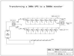 inverter circuit diagram 2000w the wiring diagram 3000w inverter wiring diagram nilza wiring diagram