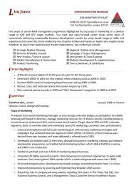 Australian Resume Example Examples Of Resumes