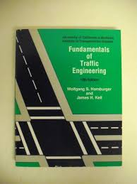Fundamentals of traffic engineering (Course notes / Institute of ...