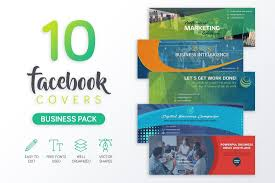 business facebook covers