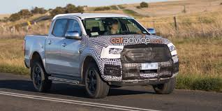 new ford 2018. wonderful new 2018 ford ranger and everest spied testing aeb new tech coming intended ford