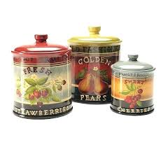 kitchen canisters set ceramic kitchen canister sets market set of 3 canisters kitchen apple ceramic kitchen