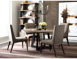 american drew dining table in by concentric round complete camden pedestal counter height