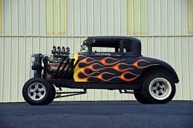 a cool 29 dodge rat rod from before there were rat rods