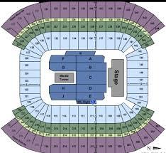 Nissan Seating Chart Nissan Stadium Tickets In Nashville Tennessee Nissan