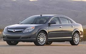 2008 Saturn Aura - Information and photos - ZombieDrive