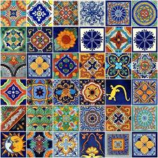 hand painted ceramic tile tiles handmade india