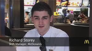 mcdonald    s careers   careersportal ieview video   quot