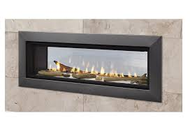 echelon ii 36in echel36stin seethrough top direct vent with intellifire plus ignition system natural gas fireplace