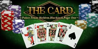 THE Card: Poker, Texas hold 'em, Blackjack and Page One | Nintendo Switch  download software | Games | Nintendo