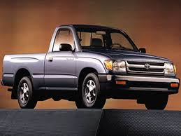 1999 Toyota Tacoma Regular Cab | Pricing, Ratings & Reviews ...