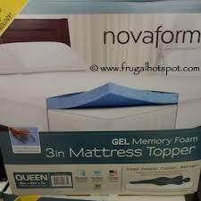 costco mattress topper. Novaform 3\ Costco Mattress Topper M