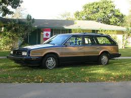 dad s wagon 1984 pontiac 6000 twenty years of use abuse and it not be a collector in a lot of people s eyes but that is in the eye of the beholder and i really love this car