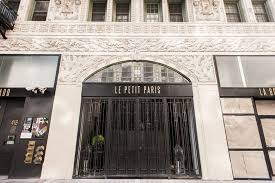 where to go at los angeles behold the new jewel le petit paris restaurant where