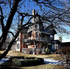 Built as a home, the Gable House served as a hospital for decades
