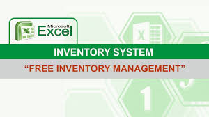 Inventory Management In Excel Excel Inventory System Free Download Youtube