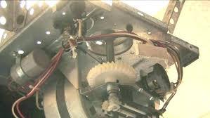 craftsman garage door opener gear and sprocket replacement craftsman garage door opener broken sprocket gears stripped
