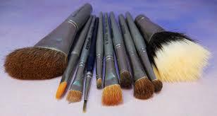 kryolan make up brushes