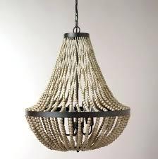 diy beaded chandelier wood beaded chandelier home design ideas diy crystal beaded chandelier