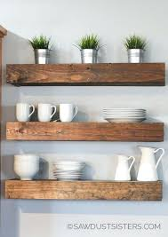 floating wall shelf learn how to build floating shelves with this how to from these are floating wall shelf