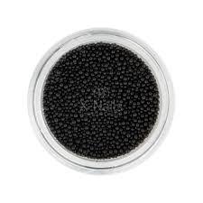X Nails Kaviár Na Zdobení Nehtů Miniperličky černé