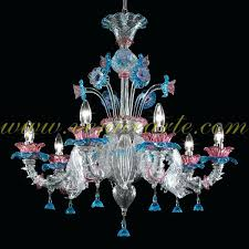 venetian glass chandelier antique murano parts