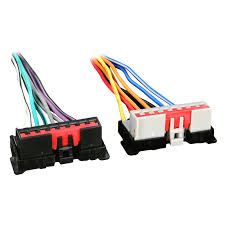 metra� 71 1770 factory replacement wiring harness with oem radio 89 Ford Factory Stereo Wire Harness metra� factory replacement wiring harness with oem radio plug Clarion VZ401 Wire Harness