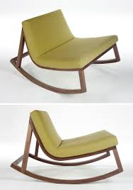Rocking Chair Modern furniture ideas 14 awesome modern rocking chair designs for your 5675 by uwakikaiketsu.us
