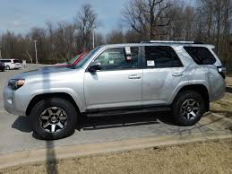2018 New Toyota 4Runner TRD Off Road 4WD at Fayetteville Autopark ...