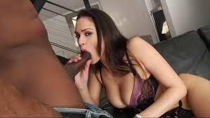 Latinas love huge black dick