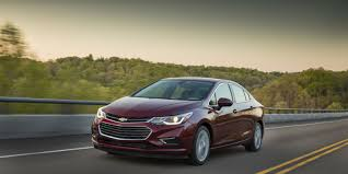 2016 Chevrolet Cruze Review
